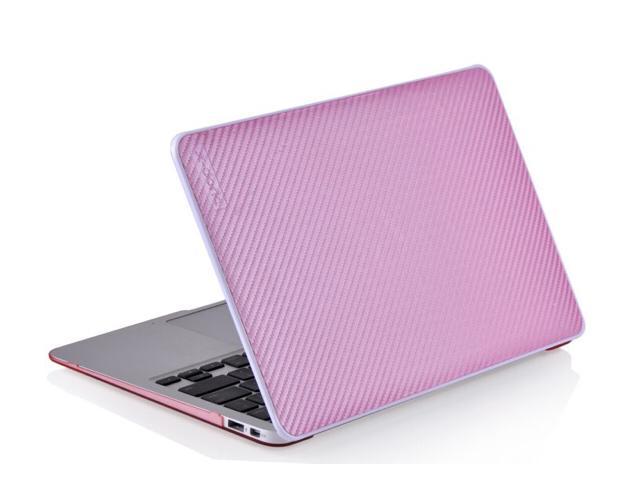 Capa MoonWalk Para Macbook Air 13 – Fibra De Carbono Rosa