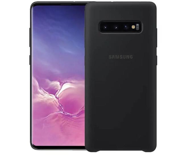 Capinha Capa Silicone Celular Samsung Galaxy S10