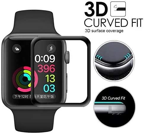 Película 5D nano gel para apple watch 44mm tela inteira
