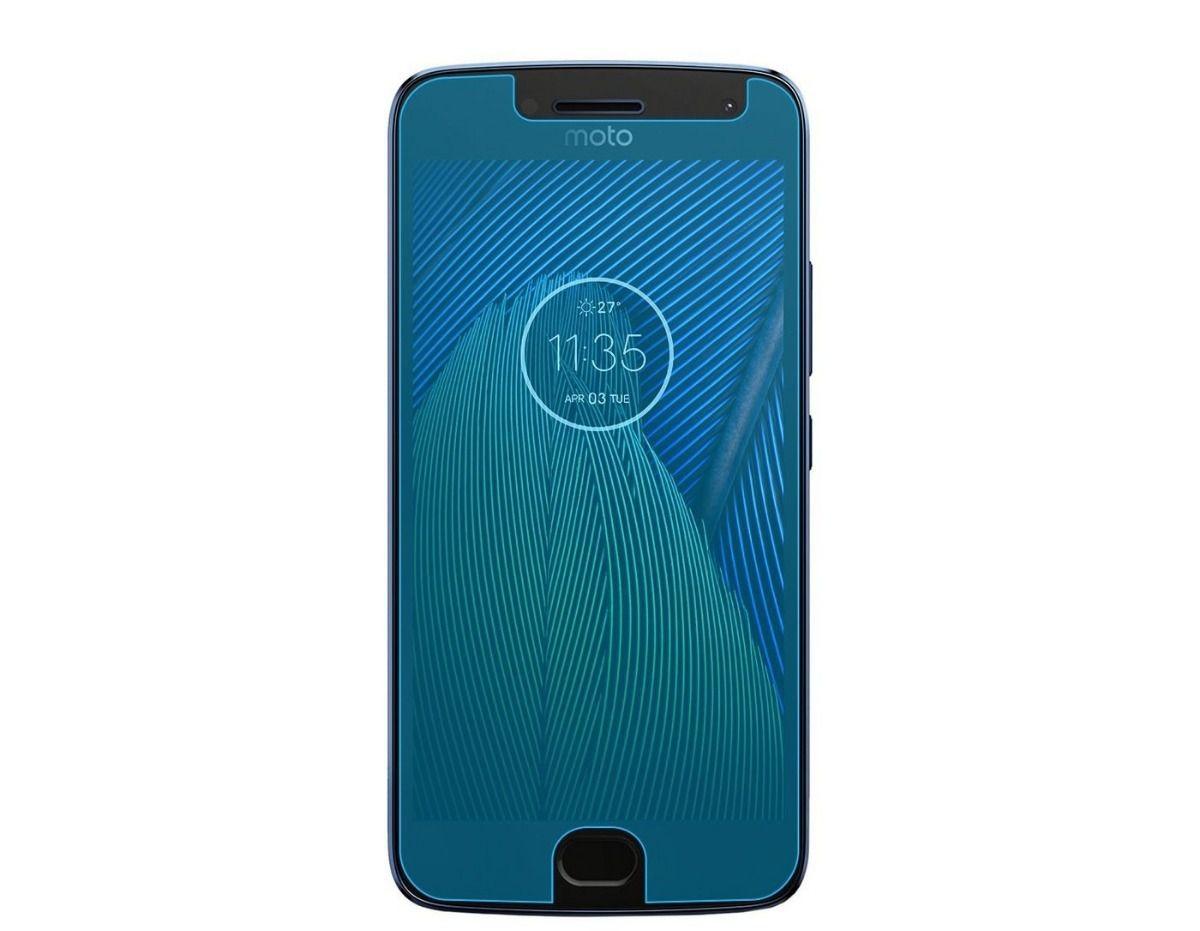 Película de Vidro Temperado Motorola Moto G5S PLus
