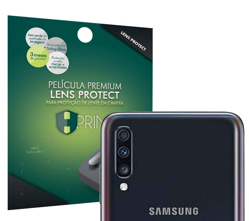 Pelicula Hprime Camera Lensprotect Para Samsung Galaxy A70