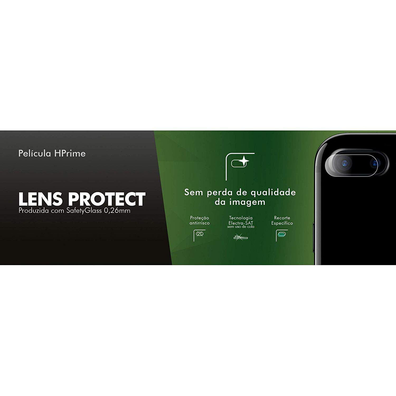 Pelicula para Camera LensProtect  iPhone X/XS/XS Max, HPrime Transparente