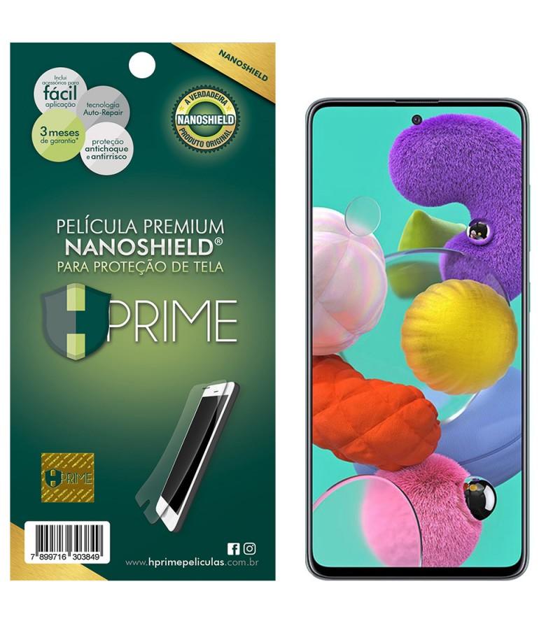 Película Premium Hprime Galaxy A51 Nanoshield