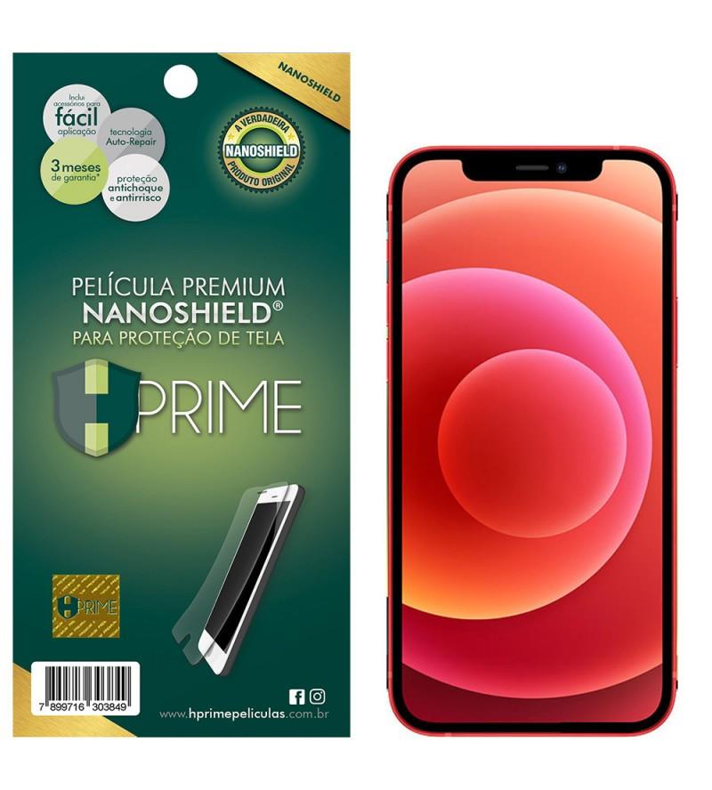 Película Premium HPrime IPhone 12/12 Pro 6.1 NanoShield®
