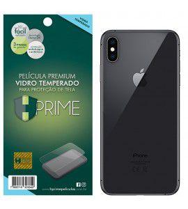 Película Vidro Temperado Premium HPrime Apple IPhone Xs Max - VERSO