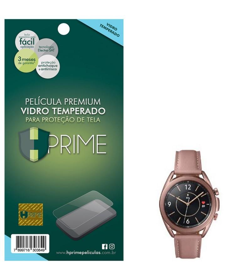 Película Vidro Temperado Premium HPrime Samsung Galaxy Watch 3 41mm