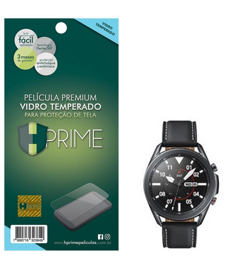 Película Vidro Temperado Premium HPrime Samsung Galaxy Watch 3 45mm