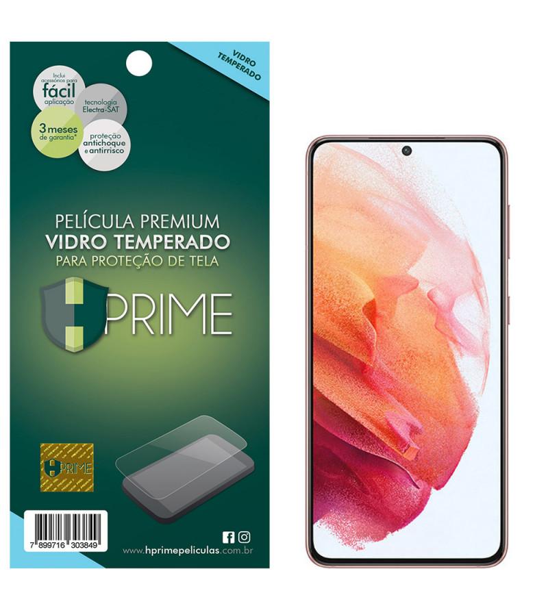 Película Vidro Temperado Premium Para Samsung Galaxy S21