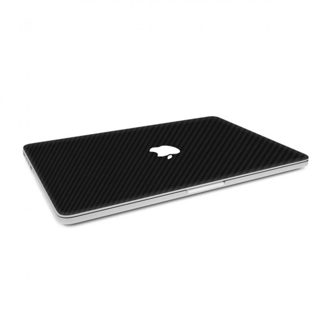 Skin Adesivo Fibra De Carbono Cima E Base Para Macbook Pro 13 A1278