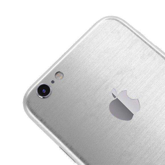 Skin Premium Estampa Aço Escovado para Iphone 6s