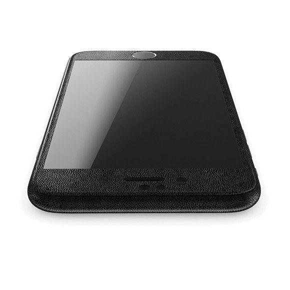 Skin Adesivo Premium Estampa Couro Iphone 6s