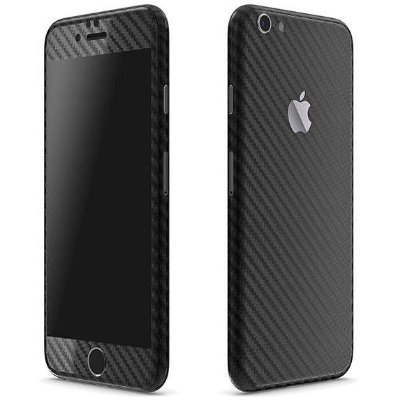 Skin Adesivo Premium Fibra De Carbono Apple Iphone 6s