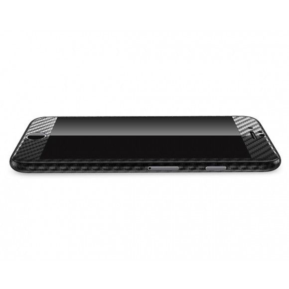 Skin Adesivo Premium Fibra De Carbono para Iphone 6s