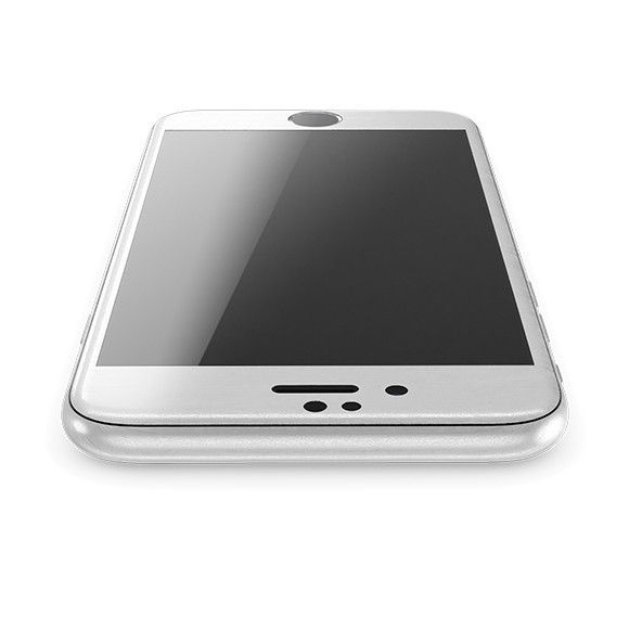 Skin Premium Adesivo Estampa Aço Escovado Iphone 6s/6s Plus