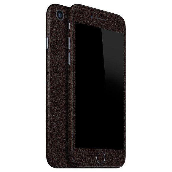Skin Premium - Adesivo Estampa Couro Iphone 7
