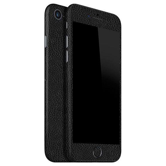 Skin Premium - Adesivo Estampa Couro iPhone 8