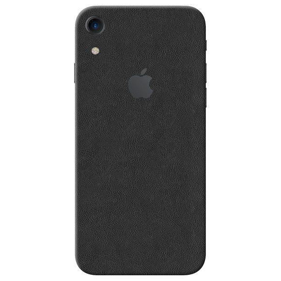 Skin Premium - Adesivo Estampa Couro Iphone Xr