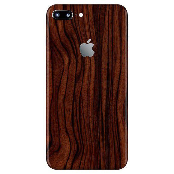 Skin Premium - Adesivo Estampa Madeira iPhone 7 Plus