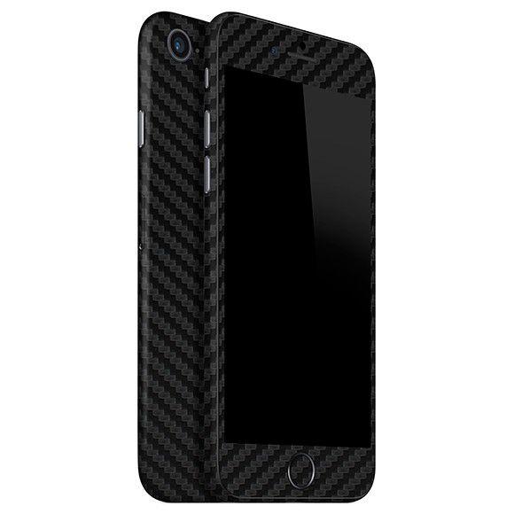 Skin Premium - Adesivo Fibra Carbono Iphone 7
