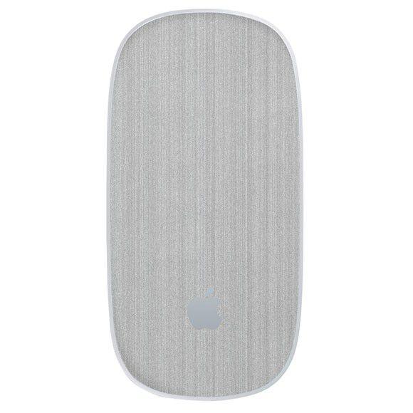 Skin Premium Estampa Aço Escovado Apple Magic Mouse 2/2015