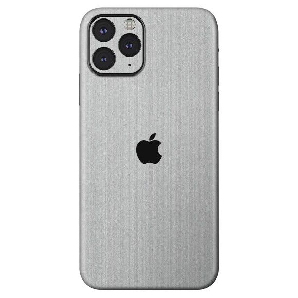 Skin Premium - Estampa Aço Escovado iPhone 11 Pro