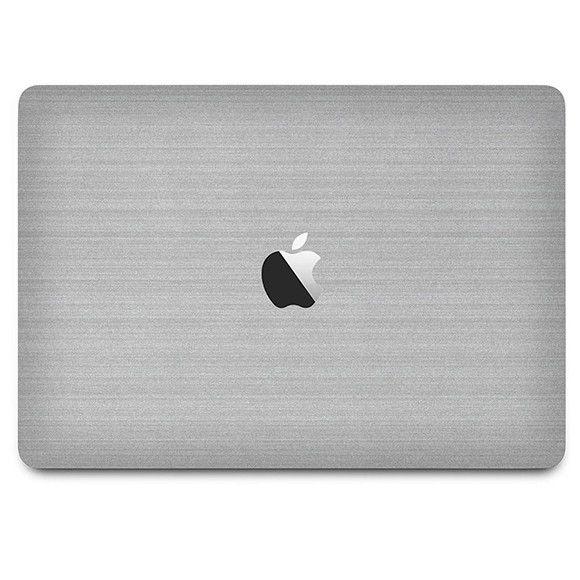 Skin Premium Estampa Aço Escovado MacBook Air 13 Retina Modelo A1932 Ano 2018-2019