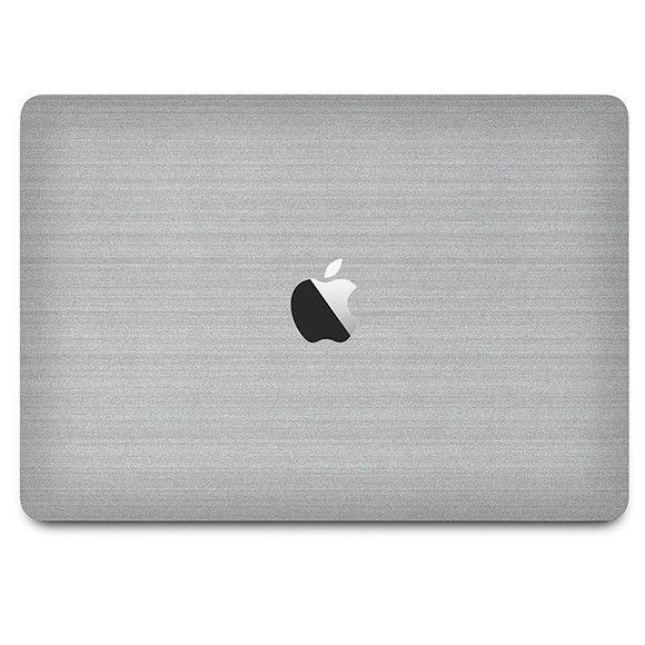 Skin Premium Estampa Aço Escovado Macbook Pro 13 Touch Bar