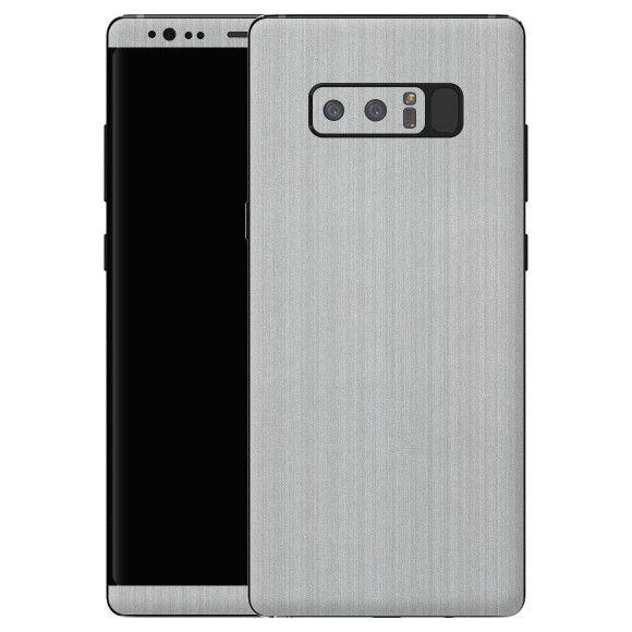 Skin Premium - Estampa Aço Escovado Samsung Galaxy Note 8