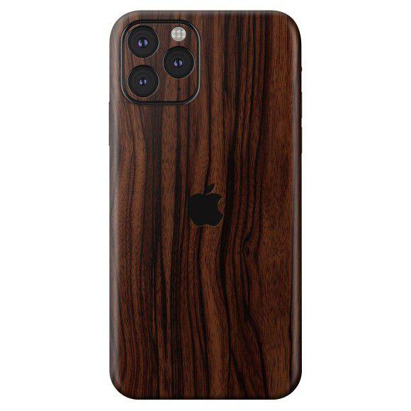 Skin Premium - Estampa Madeira iPhone 11 Pro