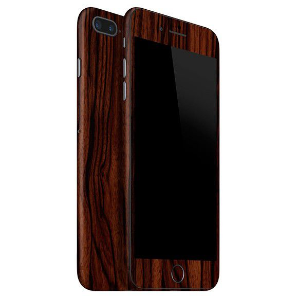 Skin Premium Estampa Madeira Iphone 8 Plus