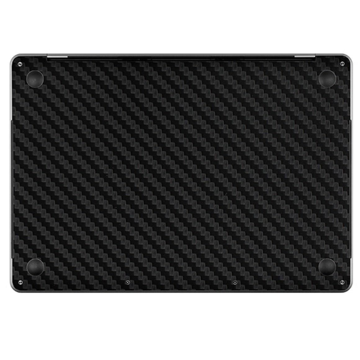 Skin Premium Fibra De Carbono Para Macbook Air 13 A2179