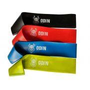Kit Mini Bands 4 Intensidades - Odin Fit