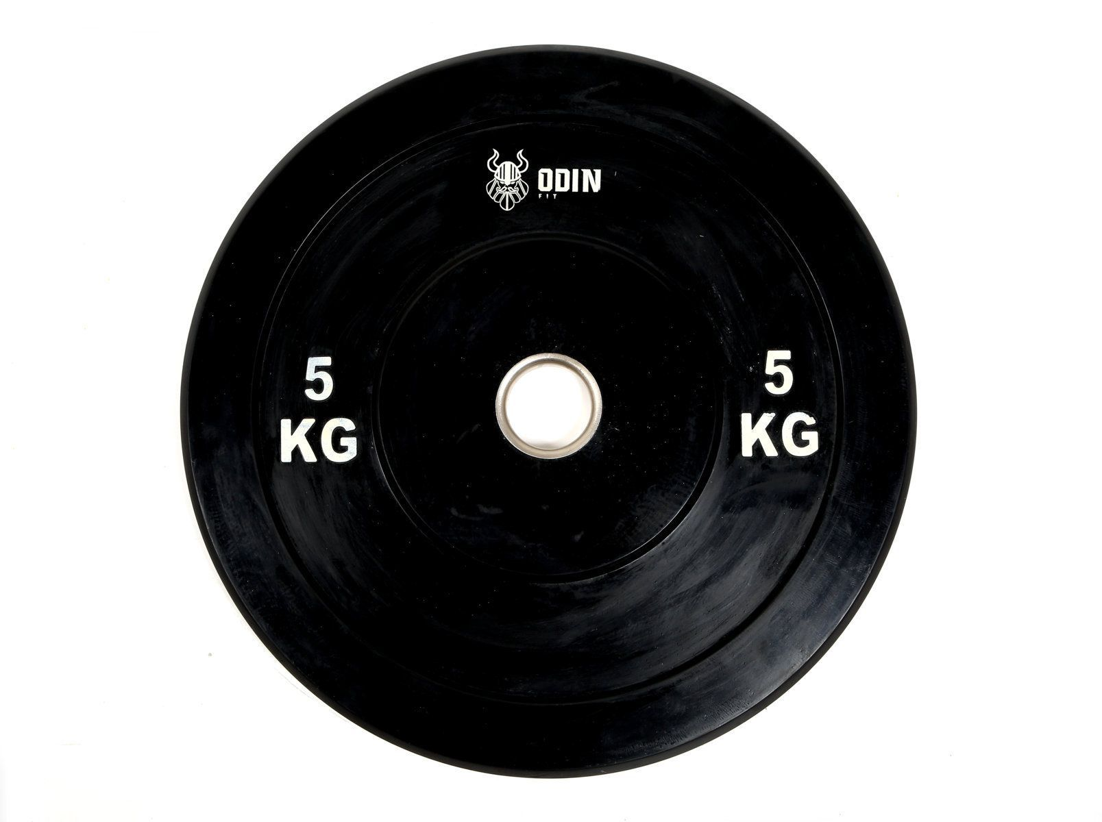Anilha Olímpica em Borracha 5Kg - Odin Fit