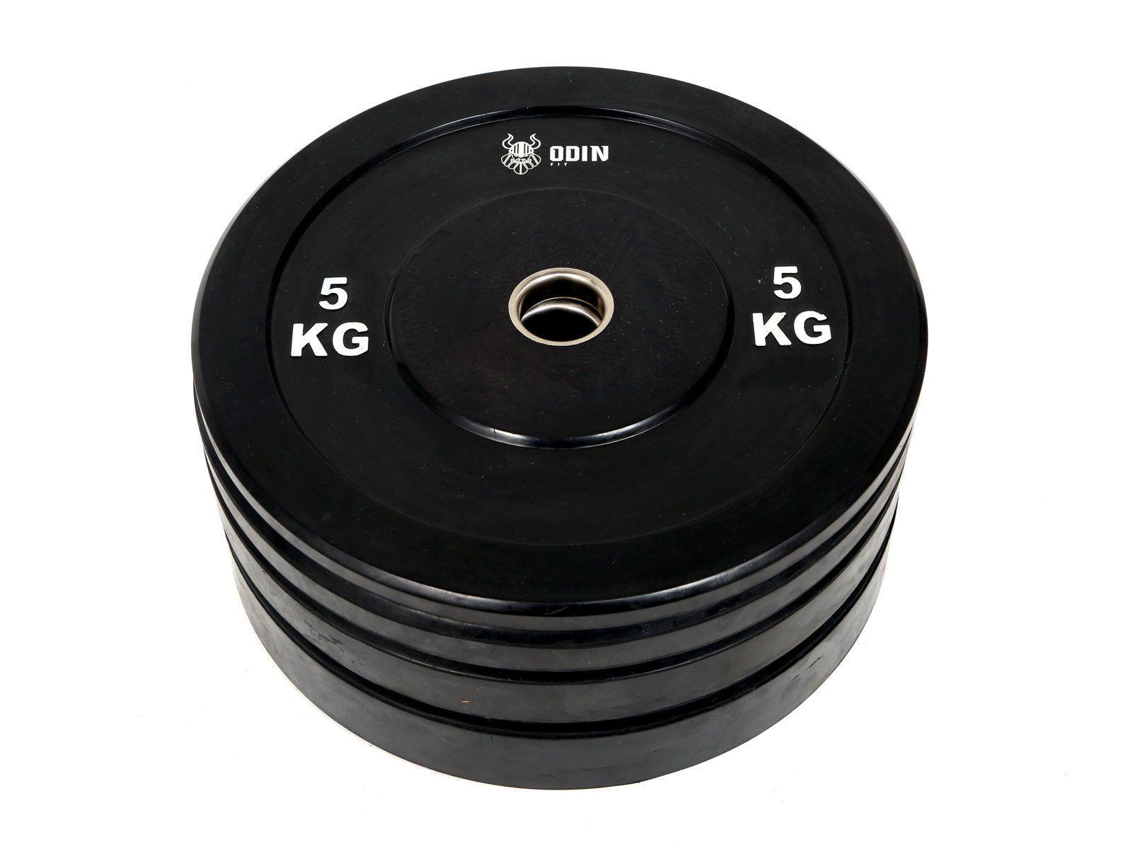 Kit 100 kg de Anilhas Olímpicas
