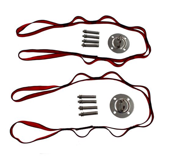 Kit Regulador de Altura para Columpio tipo Faixa
