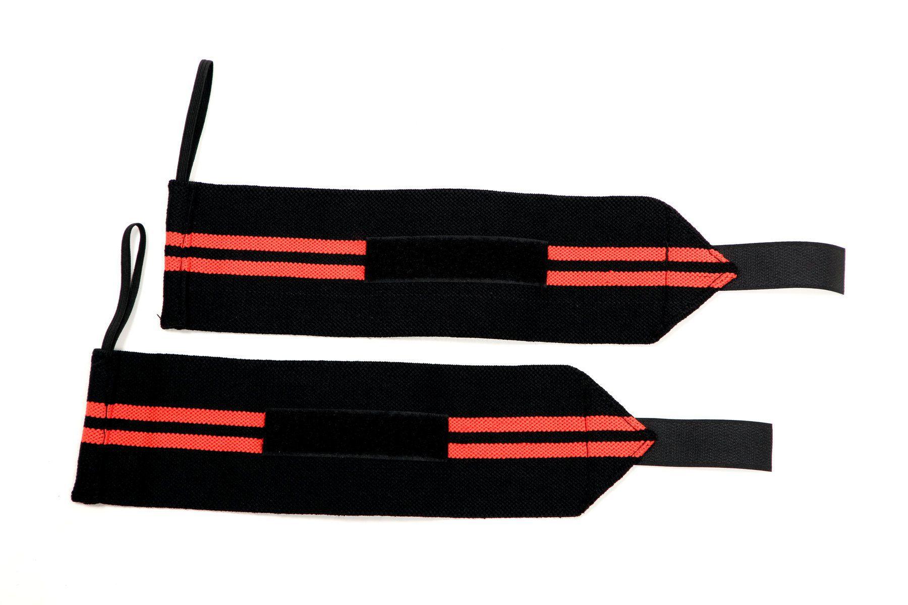 Munhequeira Crossfit Powerlifting 100% Nylon Odin Fit