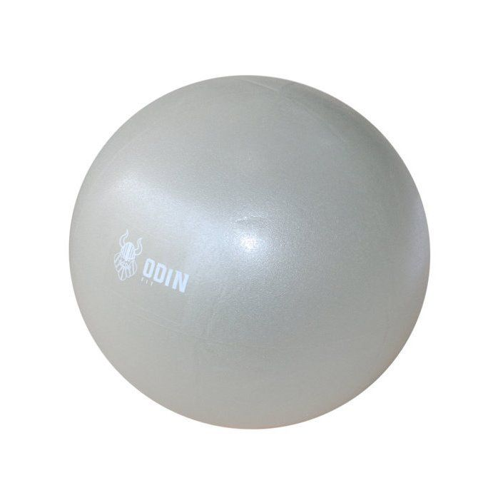 Overball Softgym Odin Fit 26 cm Cinza