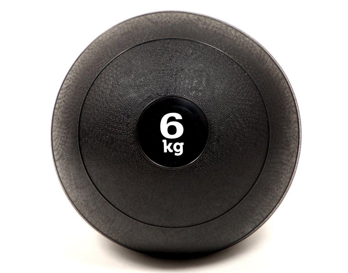 Slam Ball 6kg Funcional Crossfit Bola Odin Fit