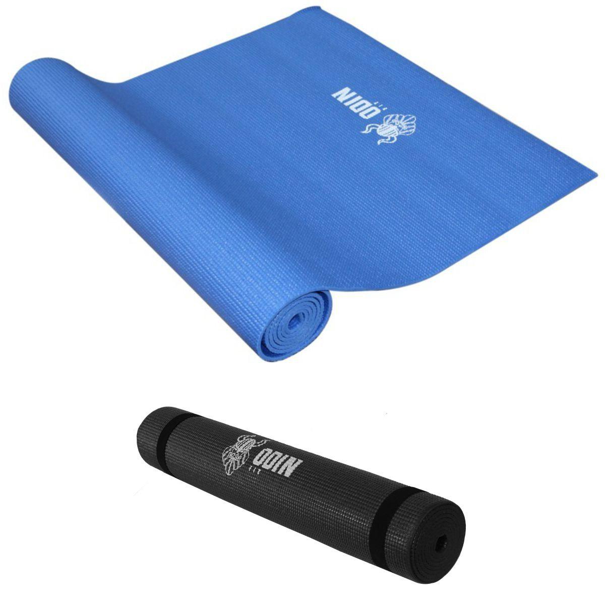 Tapete de Yoga Mat em PVC - Odin Fit