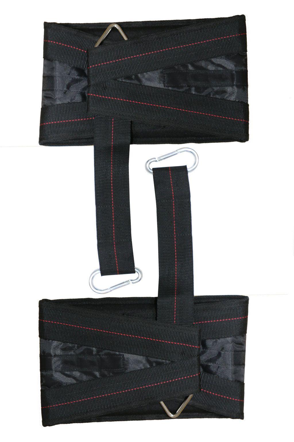 Tipóia para Abdominal Suspenso em Nylon (Par) - ODIN FIT