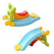 Brinquedo 2 Em 1 Escorregador E Gangorra Infantil