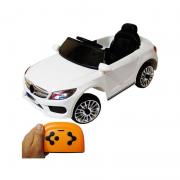 Mini Carro Elétrico Importway Branco