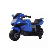 Mini Moto Elet. Bw0044az Infantil Azul Importway