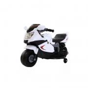 Mini Moto Elet. Bw0044br Infantil Branca Importway
