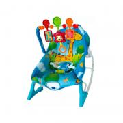 Cadeira de descanso Importway azul