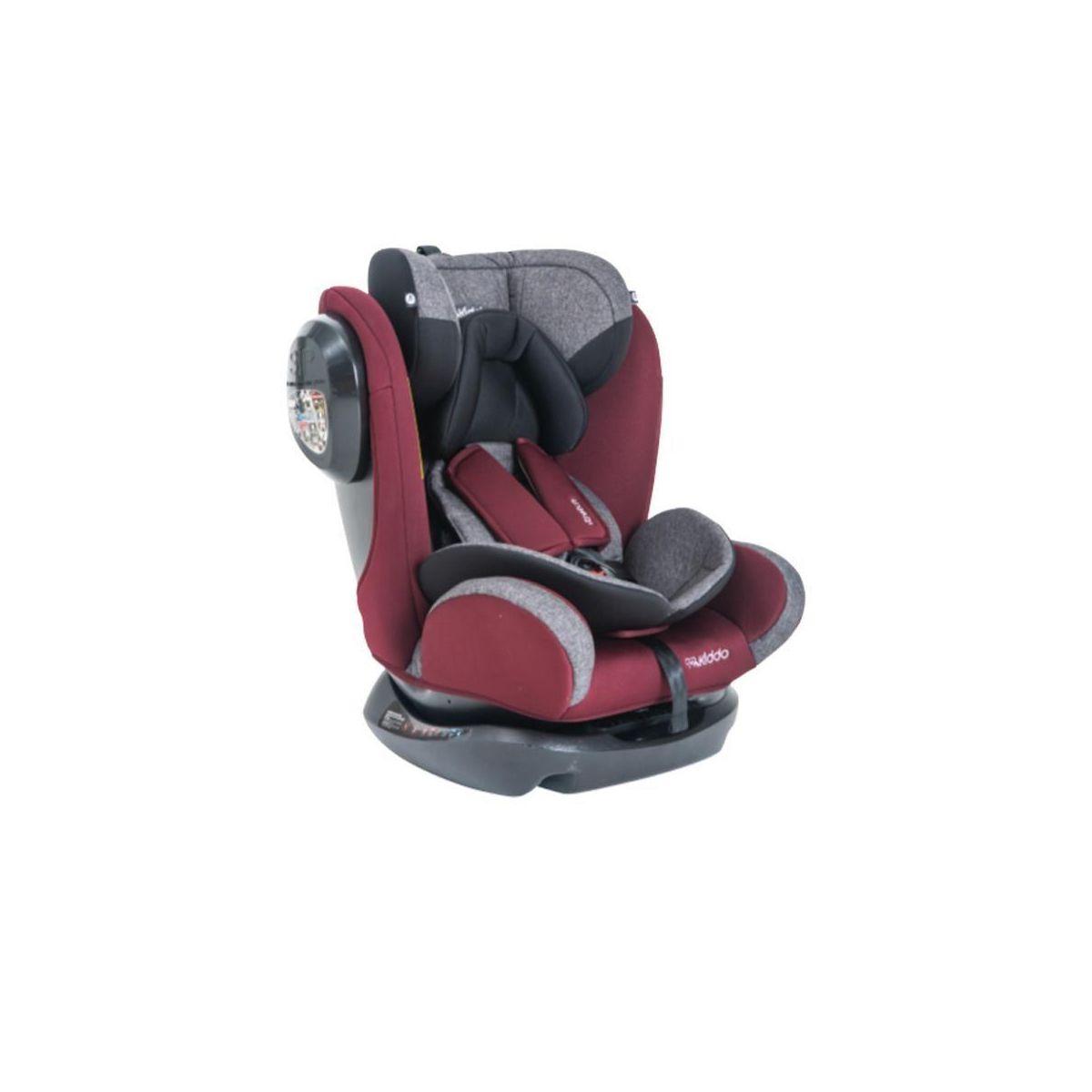Cadeira Para Auto - De 0 A 36kg - Stretch - vinho - Kiddo