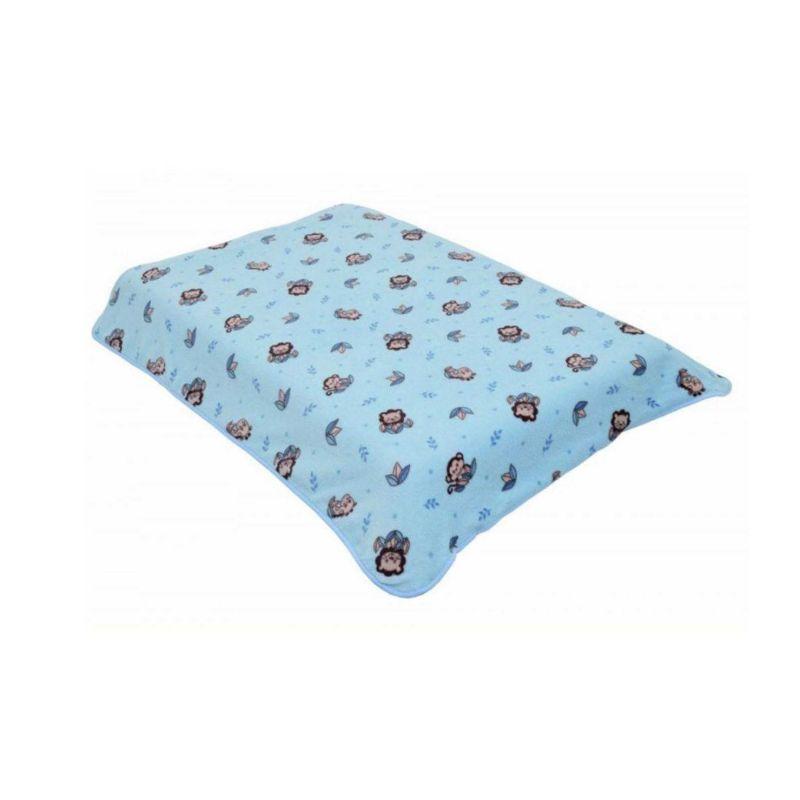 4f5787e03 Cobertor Affetto Estampado Jungle Azul Colibri