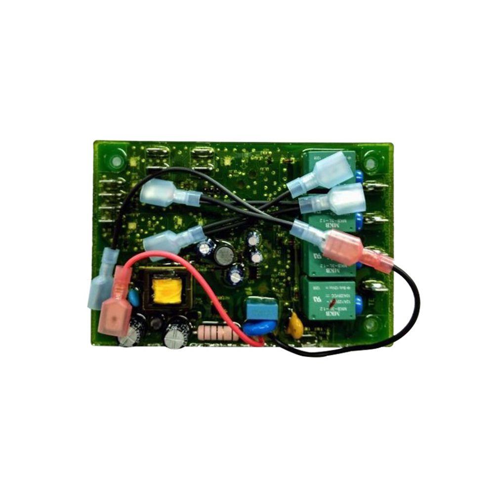 Conjunto Placa Eletrônica SMD C/Adaptador P TH ( Máquinas De Gelo )  - Máquinas de Gelo Goiânia