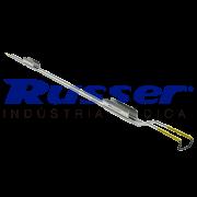 Alça RTU estéril Russer |Eletrodo monopolar de 2 hastes | tipo alça angulado |30º | 24Fr