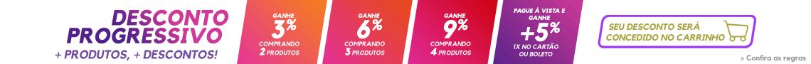 promoção desconto progressivo - loja veneza - móveis